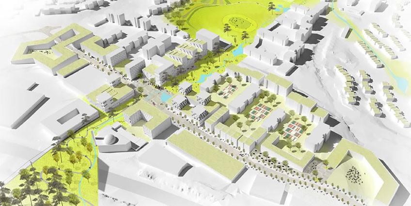 desarrollos urbanos